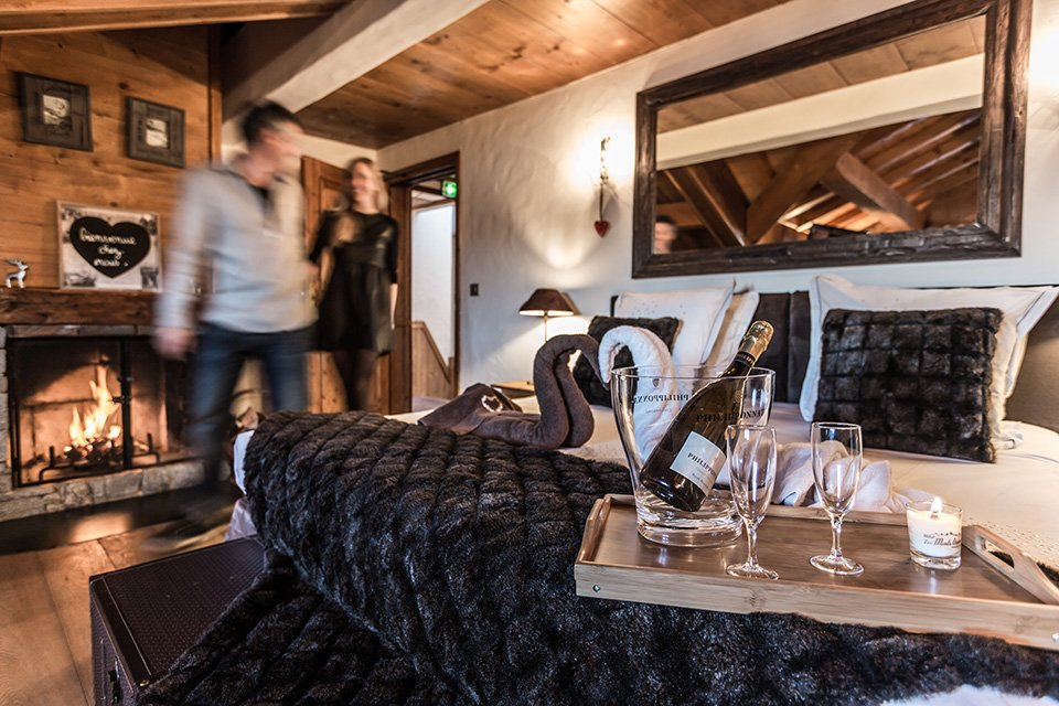 Romantic getaway in Courchevel !