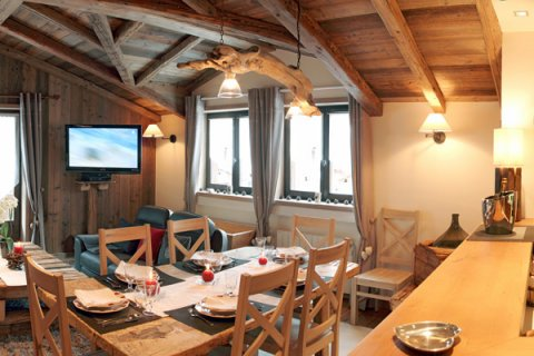 Nos appartements Coeur de Courchevel