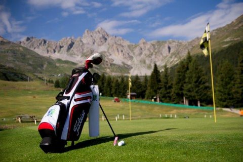 Golf Getaway in Courchevel in July and August !